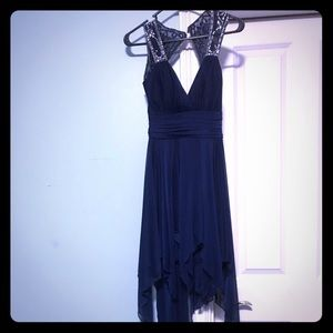 NEVER BEEN WORN - Navy Blue dress